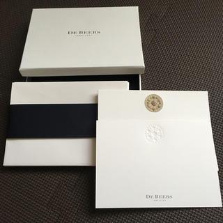 デビアス(DE BEERS)のDE BEERS デビアス ポストカード&封筒 10枚セット(カード/レター/ラッピング)