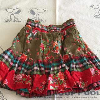 オイリリー(OILILY)のオイリリー  スカート 花 90〜95(スカート)