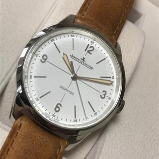 ジャガールクルト(Jaeger-LeCoultre)のスキッパー様取り置き ジャガールクルト ジオフィジック1958 800本限定(腕時計(アナログ))