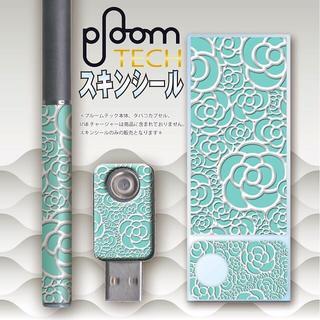 プルームテック(PloomTECH)のプルームテック スキンシール カメリア No.7 ploomtech(その他)