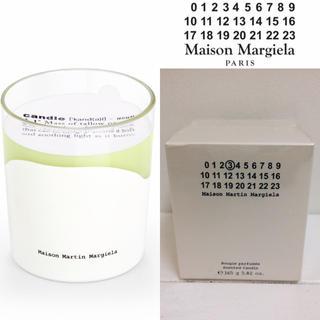 マルタンマルジェラ(Maison Martin Margiela)のMARTIN MARGIELA マルタンマルジェラ 3 キャンドル フランス製(キャンドル)