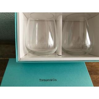 ティファニー(Tiffany & Co.)のティファニーペアグラス(日用品/生活雑貨)