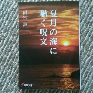 アスキーメディアワークス(アスキー・メディアワークス)の電撃文庫 夏月の海に囁く呪文 雨宮諒(文学/小説)