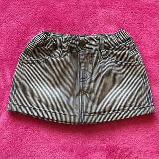 ブリーズ(BREEZE)のスカート デニム 90センチ(スカート)