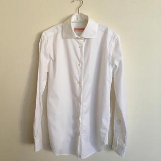 オールドイングランド ホワイトシャツ