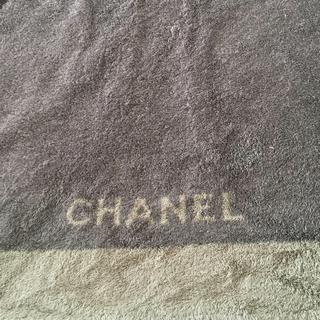 シャネル(CHANEL)のシャネル ブランケット ビーチタオル(タオル/バス用品)