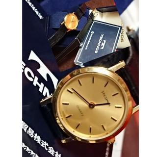 テクノス(TECHNOS)の◆稼働品★テクノスTECHNOS★UNADJUSTEDSWISS V8レディース(腕時計)