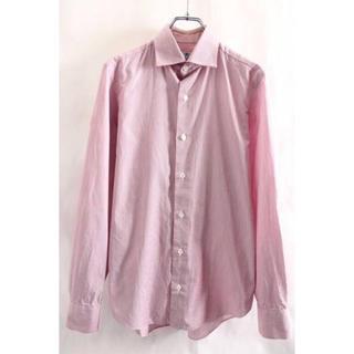 ギローバー(GUY ROVER)の最高級 エリッコフォルミコラ ドレスシャツ 14/36(シャツ)