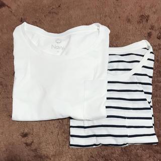 マックハウス(Mac-House)の2枚セット 半袖Tシャツ(Tシャツ(半袖/袖なし))