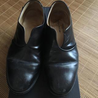 ヨウジヤマモト(Yohji Yamamoto)のyohji yamamoto 17SS CHEREVICHKIOTVICHKI(ローファー/革靴)