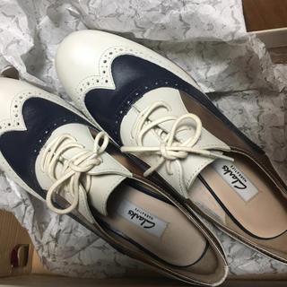 クラークス(Clarks)の専用です!!!     大幅値下げ  新品未使用 クラークス 革靴(ローファー/革靴)