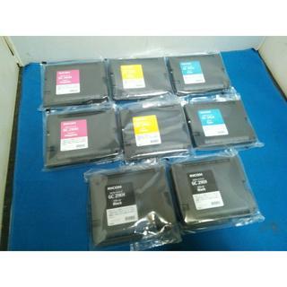 リコー(RICOH)のリコー GC21 4色組2セット 合計8本(PC周辺機器)