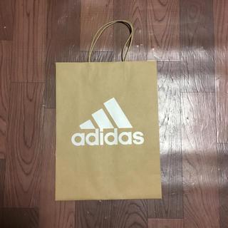 アディダス(adidas)の非売品 アディダス ショップ袋 ショッピングバック 紙袋 ショッパー(エコバッグ)