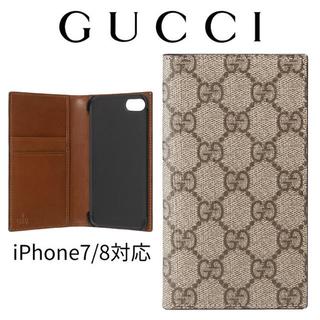 34fa304b86 グッチ(Gucci)のGUCCI iPhoneケース グッチ 手帳型ケース 今だけ値下げ(