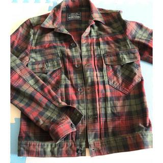 ニーキュウイチニーキュウゴーオム(291295=HOMME)のチェックシャツ ジャケット(シャツ)