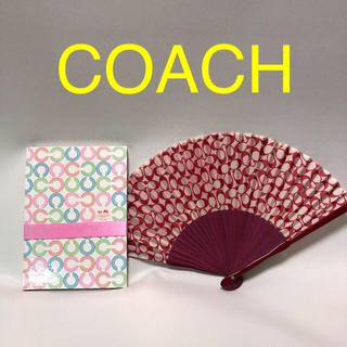 コーチ(COACH)の【非売品】新品・未使用 COACH グッズ 2点(ノベルティグッズ)