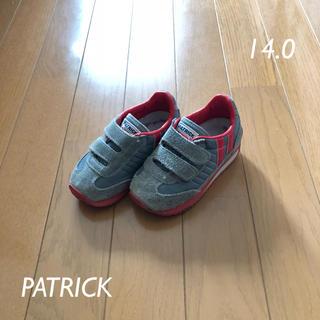 パトリック(PATRICK)のパトリック スニーカー 14cm☆(スニーカー)