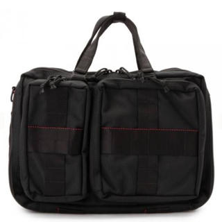 ブリーフィング(BRIEFING)の新品■BRIEFING×BEAMS PLUS■別注 3WAY BAG ブラック(ビジネスバッグ)