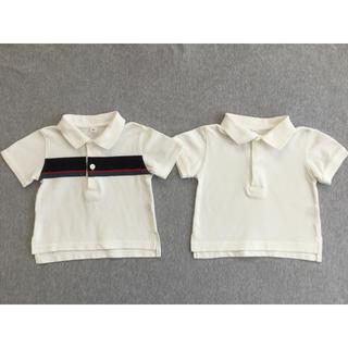 ポロシャツ 80サイズ 2枚セット