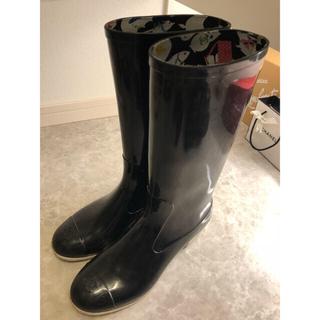 シャネル(CHANEL)のCHANEL 長靴(レインブーツ/長靴)