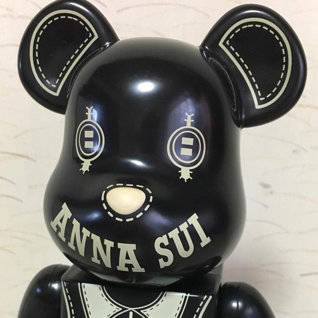 ANNA SUI(アナスイ)のANNA SUI ベアブリック 400% エンタメ/ホビーのフィギュア(その他)の商品写真