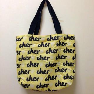 シェル(Cher)のcher×スヌーピーコラボトート(トートバッグ)