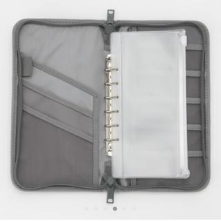 ムジルシリョウヒン(MUJI (無印良品))の無印パスポートケース(日用品/生活雑貨)