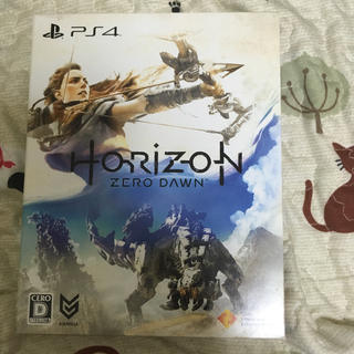 プレイステーション4(PlayStation4)の最終値下げ ホライズン ゲーム(家庭用ゲームソフト)