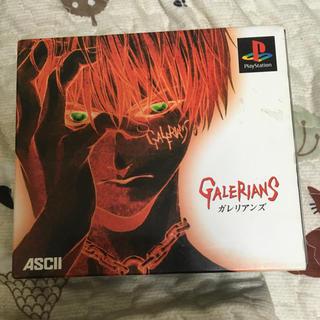 プレイステーション(PlayStation)のプレステ ガレリアンズ(家庭用ゲームソフト)