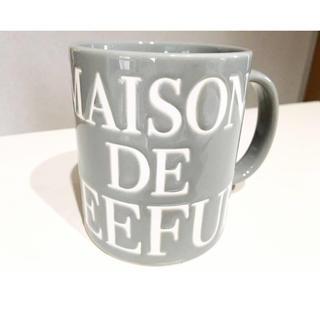 メゾンドリーファー(Maison de Reefur)のメゾンドリーファー MAISON DE REEFUR マグカップ 梨花(グラス/カップ)