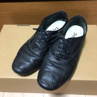 レペット(repetto)のRepetto zizi レースアップシューズ 37(ローファー/革靴)