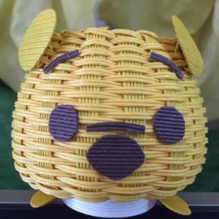 ディズニー(Disney)のプーさんのバスケット(バスケット/かご)