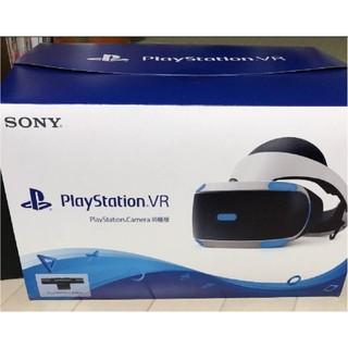 プレイステーションヴィーアール(PlayStation VR)の新品同様PSVR  Camera同梱版 新型CUHJ-16003(家庭用ゲーム機本体)