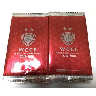 セガ(SEGA)のWCCF 17-18 ver2.0 未開封パック50枚 未開封BOX同等(Box/デッキ/パック)