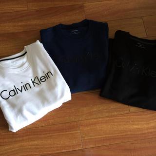 カルバンクライン(Calvin Klein)のカルバンクライン 選べるスウェット3色 Lサイズ(スウェット)