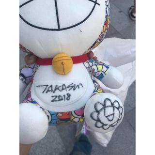 ユニクロ(UNIQLO)の直筆サイン レア 先行発売 ドラえもん ぬいぐるみ(アイドルグッズ)