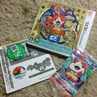 3DSソフト 妖怪ウォッチ2本家(その他)