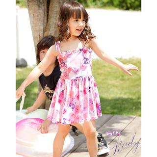 子供服 キッズ服 女の子 裾フリル Tシャツ 長袖 トップス ラウンドネック ドレス キクラゲ裾 全2色 可愛い 秋の季節にぴったり!