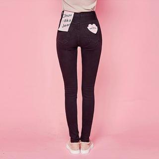 チュー(CHU XXX)の-5kg jeans chuu 26(スキニーパンツ)