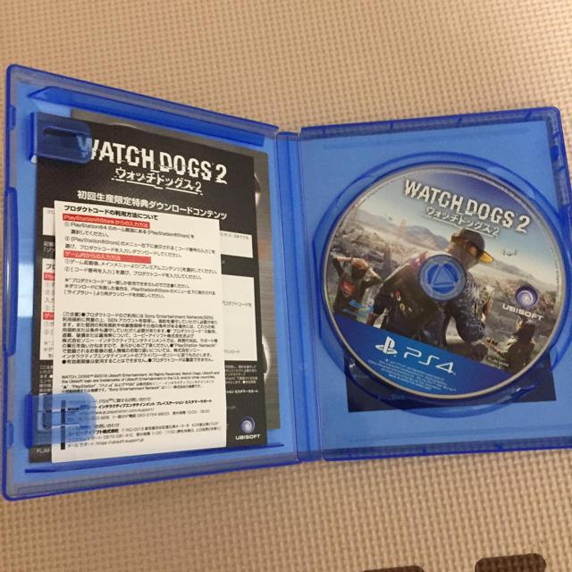 (中古) ウォッチドッグス2 PS4】