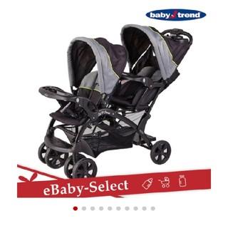 ベビートレンド(Baby Trend)のベビートレンド 2人乗りベビーカー(ベビーカー/バギー)