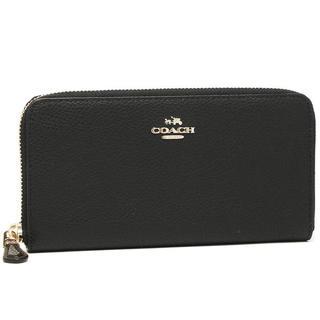 コーチ(COACH)のコーチ 長財布 レディース COACH F16612 IMBLK ブラック(財布)