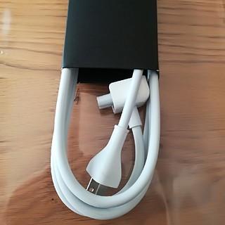マック(Mac (Apple))のアップル純正電源延長ケーブル(PC周辺機器)
