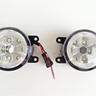 マツダ(マツダ)のマツダ LEDイカリングフォグランプ ロードスター NB系 LED(白)(車外アクセサリ)