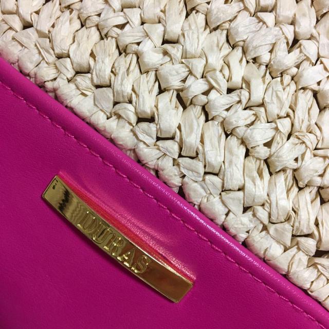 DURAS(デュラス)のDURAS ❤︎ クラッチバッグ レディースのバッグ(クラッチバッグ)の商品写真