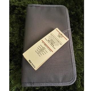 ムジルシリョウヒン(MUJI (無印良品))の無印良品のパスポートケース(日用品/生活雑貨)