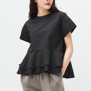 バーニーズニューヨーク(BARNEYS NEW YORK)の新品未開封♡バックフレアブラウス(Tシャツ(半袖/袖なし))