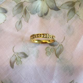 ストーンのエタニティリング(リング(指輪))