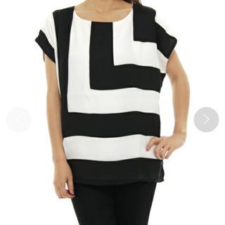 スライ(SLY)のSLY  80's サテンTシャツ (Tシャツ(半袖/袖なし))