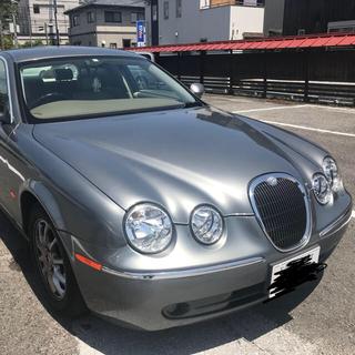ジャガー(Jaguar)の【激安】H16 ジャガーSタイプ 62626㌔ 車検1年有(車体)